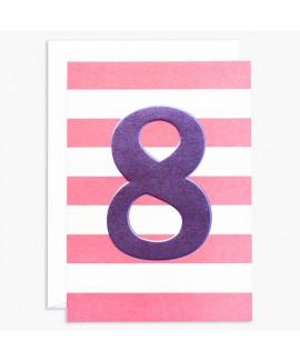 כרטיס ברכה ליום הולדת 8