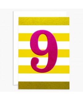כרטיס ברכה ליום הולדת 9