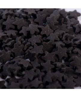 סוכריות לעוגה כוכבים שחורים