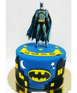 עוגת יום הולדת בטמן