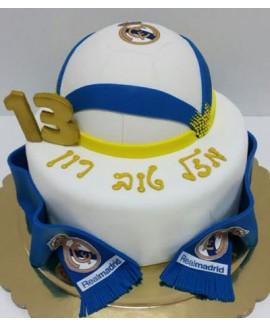 עוגת יום בר מצווה