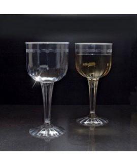 כוס יין מרצדס