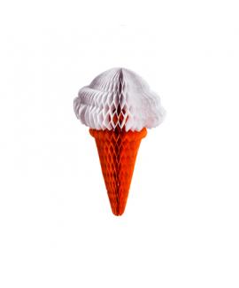 גלידה ענקית מנייר לתלייה