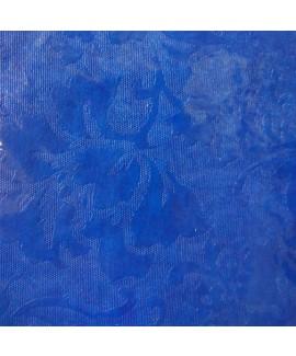 מפת ניילון  עם הטבעה מיוחדת - כחול