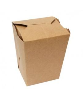 קופסא חד-פעמית מתכלה לאוכל