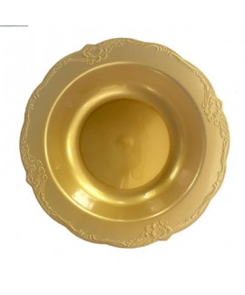 חבילת קעריות וינטג' זהב