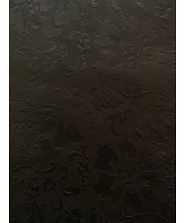 מפת נייר עם הטבעה מיוחדת - שחור