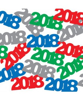 קונפטי ל2018New Year's
