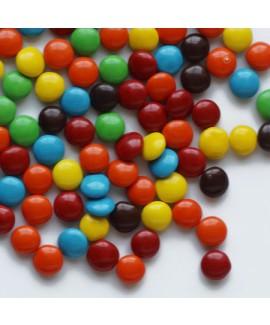 סוכריות לעוגה עדשים צבעוניים קטנים
