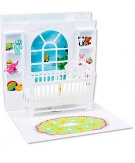 כרטיס ברכה חדר תינוקות