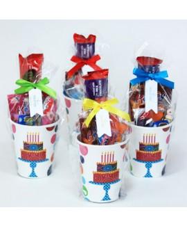 מארזי יום הולדת כוס ממתקים
