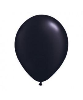10 בלונים בצבע שחור- ללא ניפוח