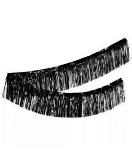 שרשרת פרנזים לתלייה- שחור