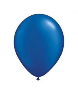 10 בלונים בצבע כחול- ללא ניפוח