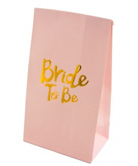 שקיות נייר Bride To be