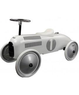 מכונית בימבה רטרו לבן