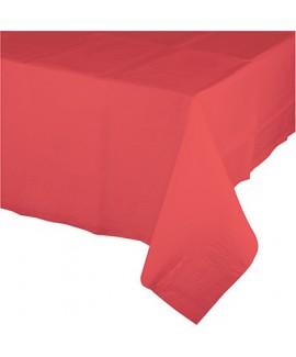מפת ניילון אדום קורל