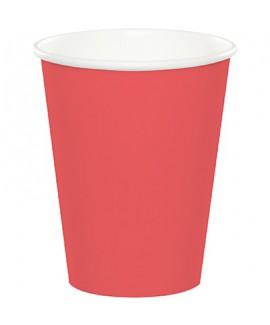 כוסות נייר קורל