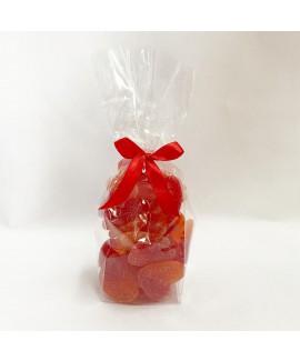 מארז סוכריות גומי לבבות- 250 גרם