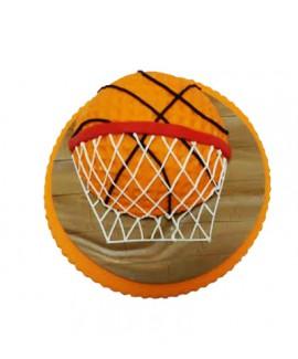 טופר בצק סוכר לעוגה כדורסל