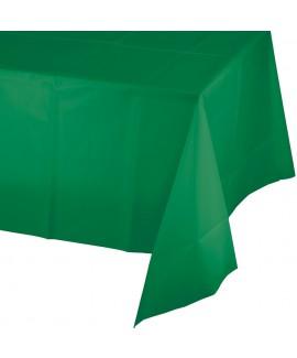 מפת ניילון ירוק אמרלד