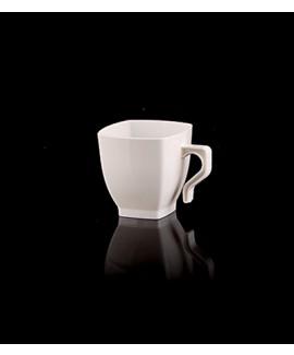 כוסות אספרסו לבנות לקינוח
