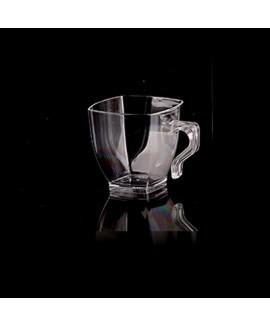 כוסות אספרסו שקופות לקינוח