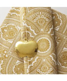חבק קליפס תפוח זהב