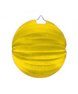 כדור נייר צהוב