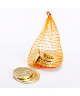 שקיק מטבעות שוקולד לחנוכה 25 גרם