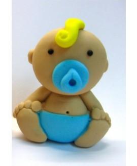 קישוט בצק סוכר - תינוק