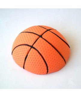 קישוט בצק סוכר - כדורסל