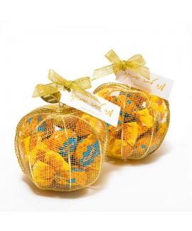 תפוח רשת זהב במילוי סוכריות דבש