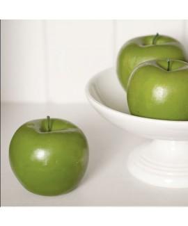 תפוח ירוק דקורטיבי לקישוט שולחן החג