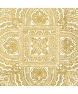 מפיות עיטור זהב