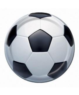 צלחת כדורגל קטנה