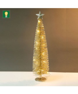 עץ כריסמס מאיר זהב בינוני