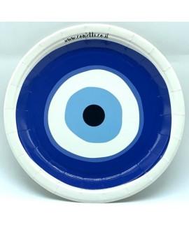 חבילת צלחות עין