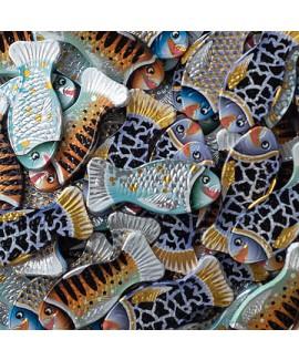 מארז דגי שוקולד צבעוניים ראש השנה 500 גר'