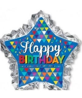 בלון Happy Birthday