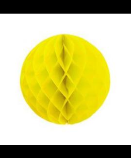 כדור כוורת צהוב