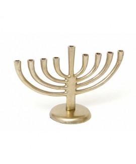 חנוכיה מהודרת בצבע זהב