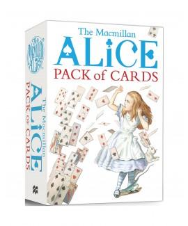 חפיסת קלפים- אליס בארץ הפלאות