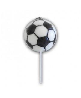 נר כדורגל לעוגה