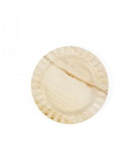 צלחות מקאו קטנות מעלי דקל