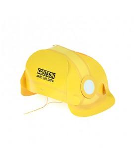 כובעי נייר 'קסדת בטיחות'