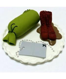 טופר בצק סוכר לעוגה גיוס/צבא