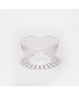 כוס פלסטיק מעוטר