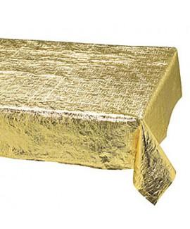 מפה מטאלית זהב