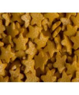 סוכריות לעוגה כוכבים זהב